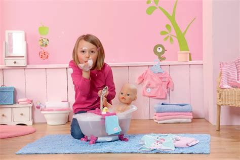 Baby Born Badewanne Mit Duschbrause by Baby Born Interactive Badewanne