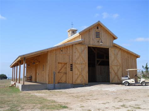 Western Garages by Western Barn For Equine Development Rustic Garage And
