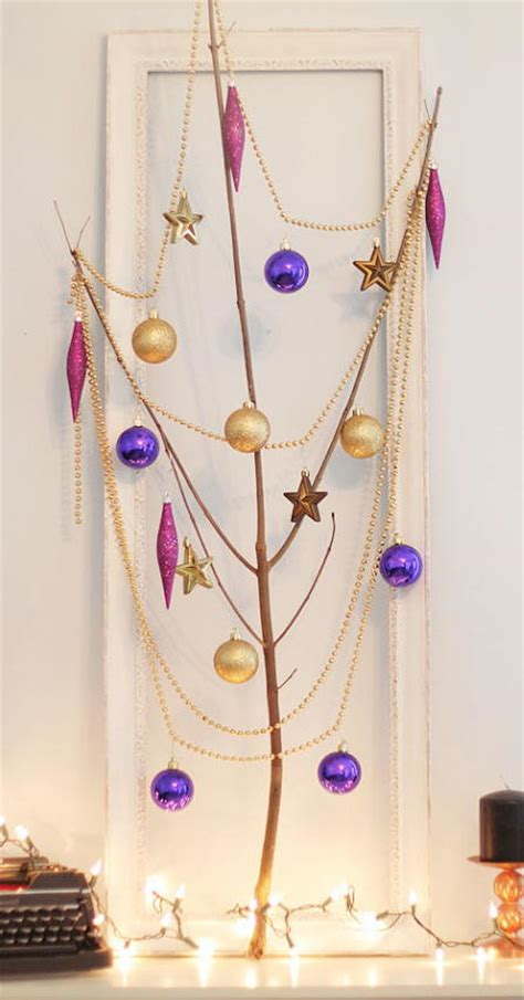 funky diy home decor funky diy christmas tree favecrafts com