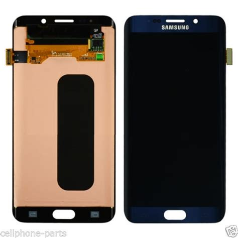 Lcd Samsung S6 Edge Plus samsung galaxy s6 edge plus g928 lcd touchscreen assembly blue epartsolution