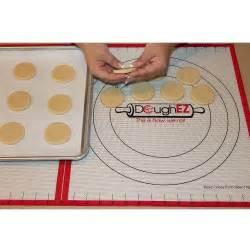 dough ez pastry mat rolling system