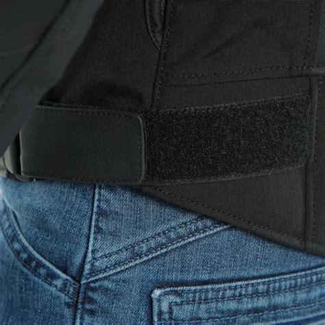 dainese agile deri motosiklet ceketi mat siyah
