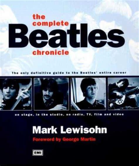 libro the complete chronicles of the beatles tapas de algunos libros 5