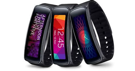 Samsung Smartwatch Fit samsung gear 2 gear 2 neo and gear fit now available in india phonebunch