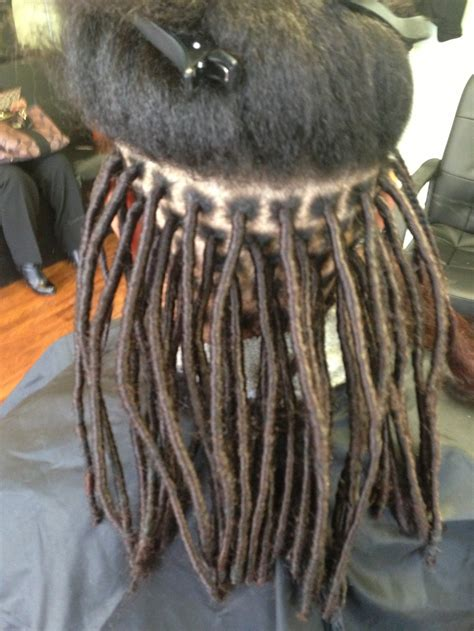 pre dreaded hair extensions synthetic loc extensions hair by queen dread locs natural hair relaxed hair braids and