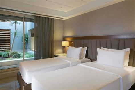 twin bedroom suite quot caresse bodrum two bedroom suite second twin room