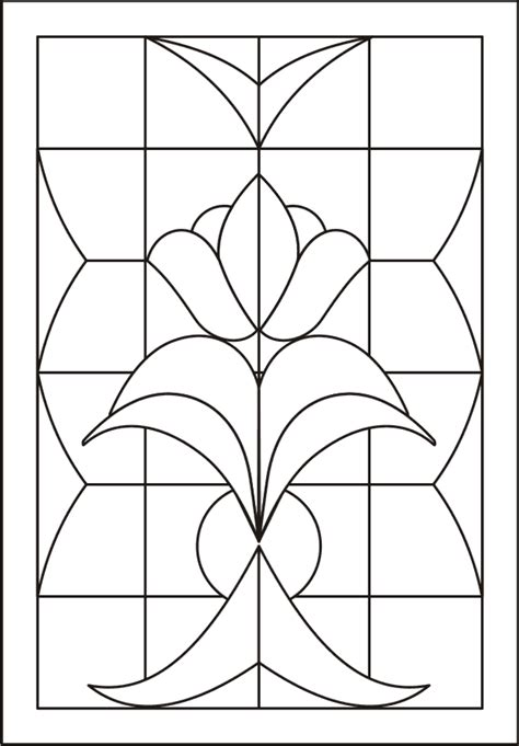 imagenes para pintar vitrales blanco designs