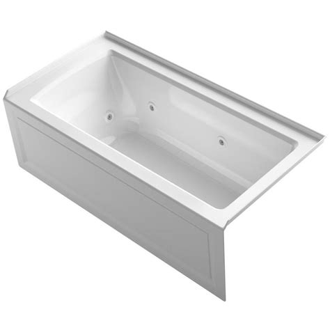bathtub 60 x 28 60 x 30 whirlpool bathtub 28 images americh wright 60 quot x 30 quot drop in
