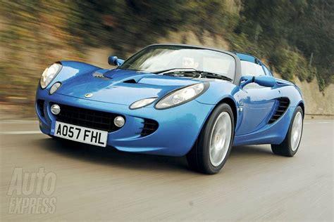 convertible lotus lotus elise convertible review auto express