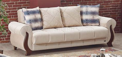 Bunk Beds Ontario Ontario Sofa Bed In Beige Fabric By Empire W Options