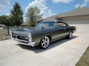 06 Pontiac Gto For Sale 1967 Gto For Sale Craigslist Autos Post