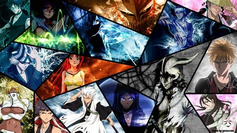 hd wallpapers of anime characters bleach wallpapers 1920x1080 wallpaper cave