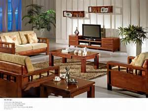 Western Couches Living Room Furniture by Fabric Wooden Sofa China Mainland Living Room Sofas