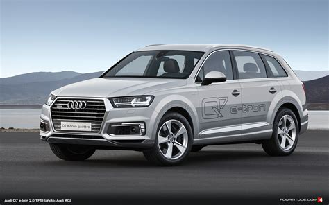 Audi America by Audi Of America To Expand Electric Range With Q7 E