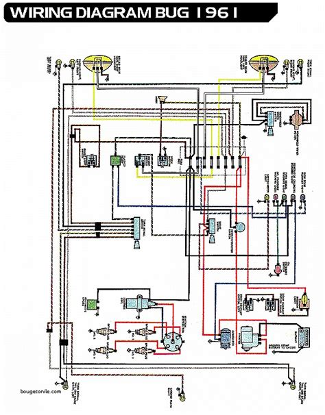 vw beetle coil wiring diagram wiring diagram