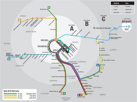 denver light rail expansion map light rail denver map denver light rail expansion map