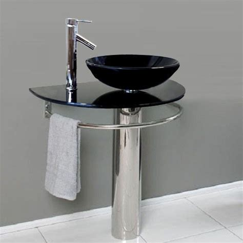 contemporary vessel sink vanity 1000 ideas about vessel sink vanity on