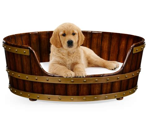 wooden dog beds walnut wooden dog bed 32