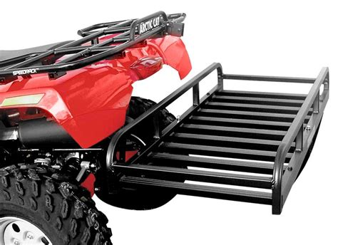 Atv Cargo Rack by Hitch N Ride Atv Cargo Carrier From Great Day Rack