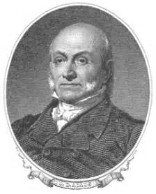 Reflection that your vote is never lost quot john quincy adams