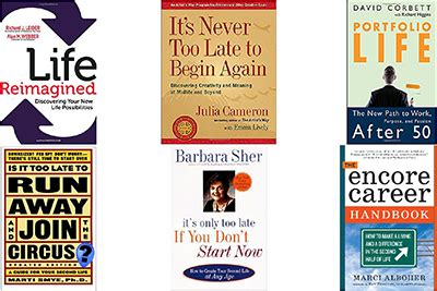 Mba After Age 50 by Winter Reading Career Planning For Who Are Age 50