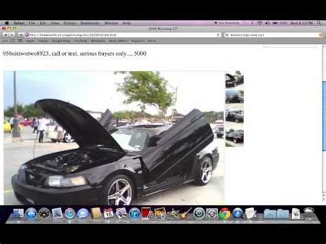 craigslist brownsville texas older models  cars