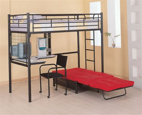 Loft Bed With Sofa Bed With Sofa Underneath Bunk Beds With Desk And Sofa