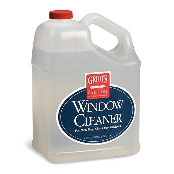 griots garage window cleaner griots garage glass cleaner