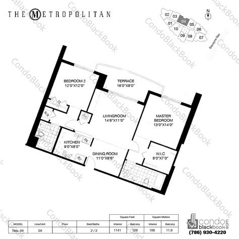 metropolitan condo floor plan metropolitan at brickell unit 1404 condo for sale in