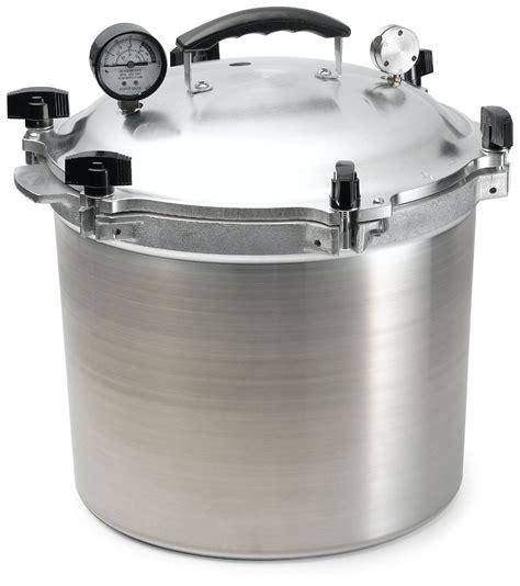 presto quart pressure cooker and canner