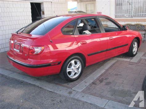 2005 Hyundai Elantra Gt by 2005 Hyundai Elantra Gt For Sale In Arizona