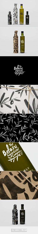 Olive Branding Studio Journey To - vilde hurtig brand showcase