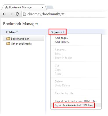 internet support how to backup chrome bookmarks using the carbonite support knowledge base