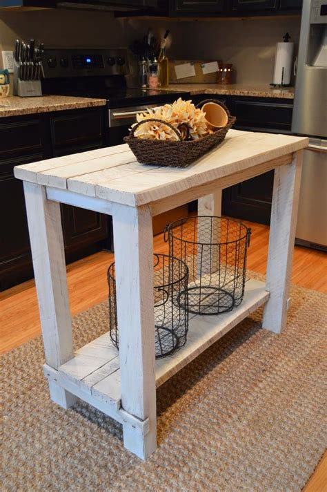 Island Table For Small Kitchen by Best 25 Small Kitchen Islands Ideas On Pinterest Small