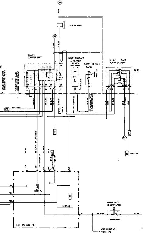 Lodel 89 Sheet - Wiring Diagram - Porsche Repair Blog