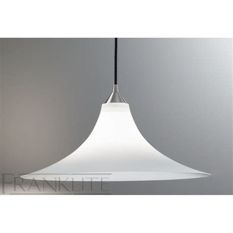 White Glass Pendant Lights Franklite Fl2290 1 922 Satin White Glass Single Pendant Love4lighting