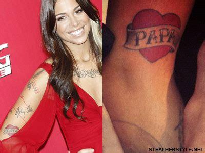 christina perri tattoos perri s tattoos meanings style
