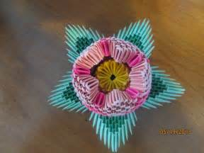 3d Origami Lotus 3d Origami Lotus Flower By Smileveryoften On Deviantart