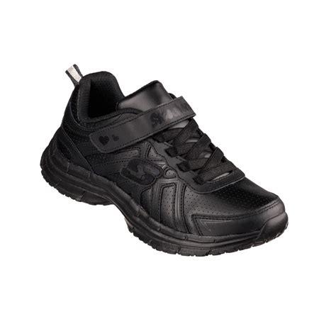 skechers school shoes for skechers black running school shoes