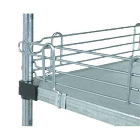 Shelf Ledge by Nexel Chrome 30 Quot Shelf Ledge Sl30c