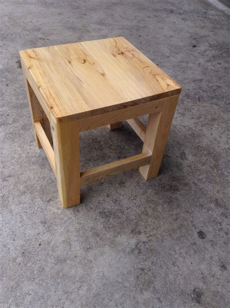 sichuan small square stool cedar of completely real wood