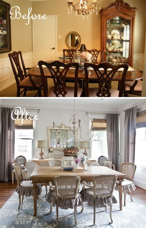 Dining Room Makeovers On A Budget by Easy And Budget Friendly Dining Room Makeover Ideas Hative