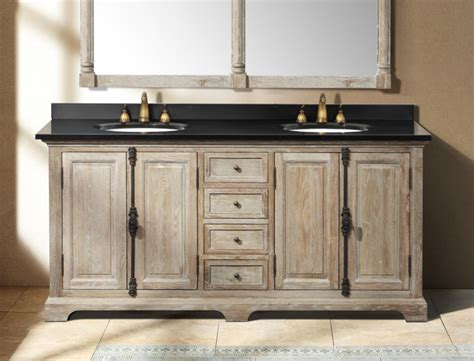 San Diego Home Design Remodeling Show 71 quot antique chic double bath vanity light muddy grey