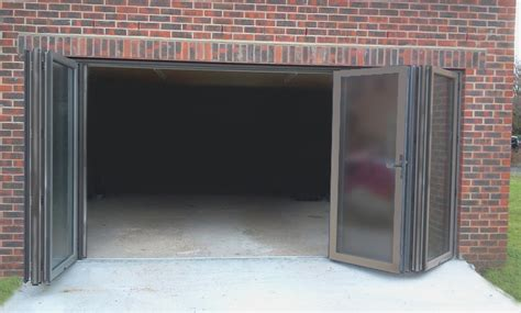 sliding garage doors inspirations sliding glass garage doors with sliding door
