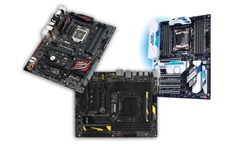 Mainboard Welcher Sockel by Mainboard Kaufberatung F 252 R Intel Und Amd Sockel Anschl 252 Sse Und Co Pc Magazin