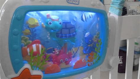 Baby Einstein Crib Soother With Remote Baby Einstein Sea Dreams Soother My S Reaction To It