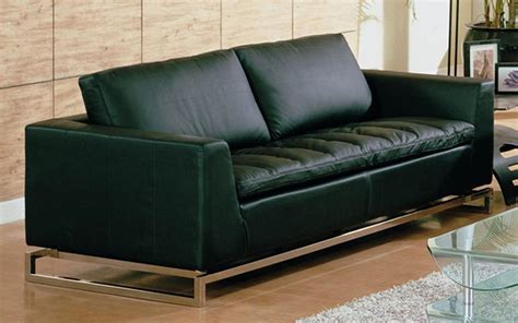 black leather sofa set manhattan modern black leather sofa set