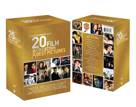 20 Best Collection Of High dvd giveaway box set of 20 best picture oscar winners fandango