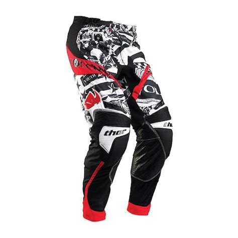 volcom motocross gear thor volcom size 28 only revzilla