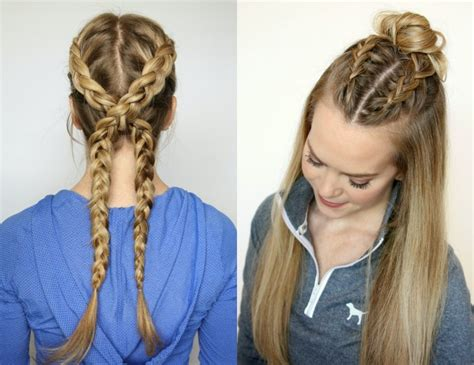 Sporty Hairstyles image gallery sporty hairstyles